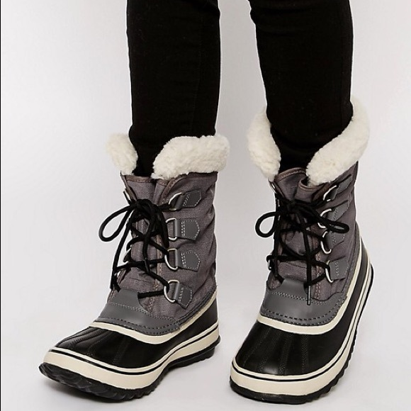 c37d7c752e33 Sorel Winter Boots. M 5aa1e7d872ea88f837624a55